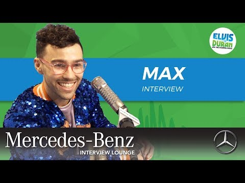 MAX on Being a New Yorker and Performing with the NYC Gay Men's Chorus | Elvis Duran Show