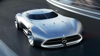 Mercedes Benz Future Car Concept You Must See/Universal Tech