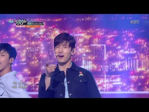 뮤직뱅크 Music Bank - 평행선(Love Line) - 동방신기(TVXQ!).20180330