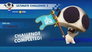 Mario + Rabbids Kingdom Battle - Ultimate Challenge 2