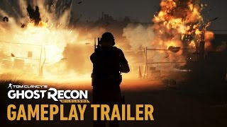 Tom Clancy's Ghost Recon Wildlands - E3 2016 Gameplay Trailer