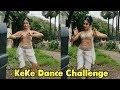 Watch: Adah Sharma takes HALF Keke Challenge