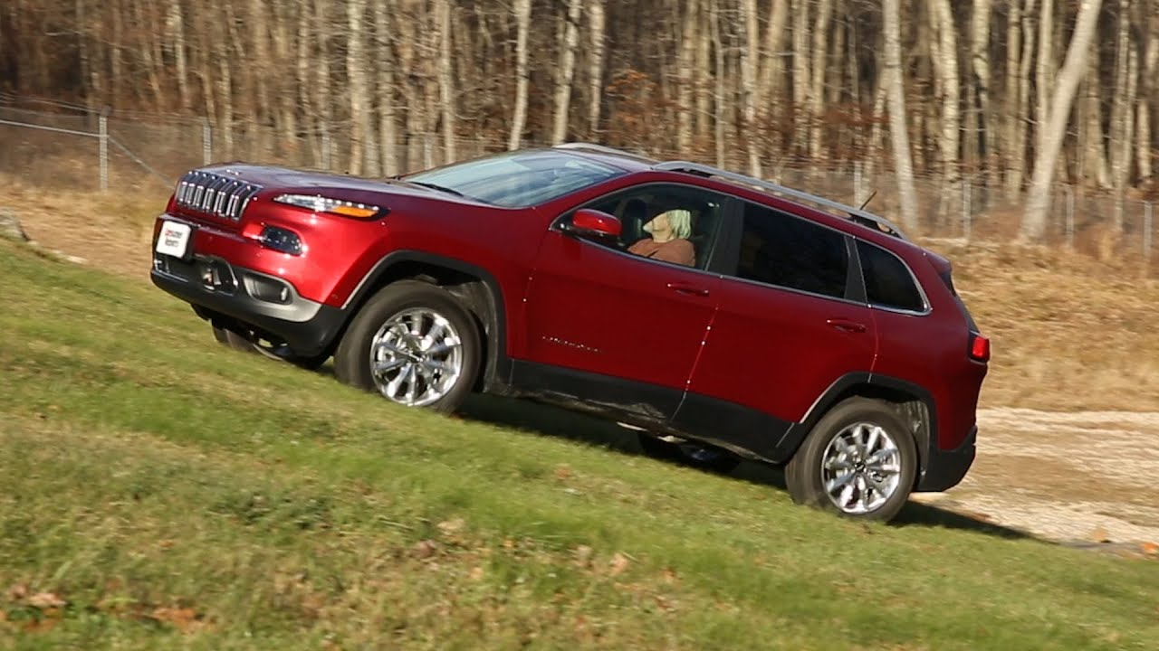 2014 jeep cherokee first drive consumer reports youtube. Black Bedroom Furniture Sets. Home Design Ideas