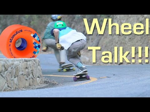 Video ORANGATANG STIMULUS 70 MM Wheels Blue [x4]