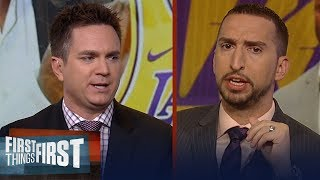 Lakers making a catastrophic mistake not to replace Magic — Chris Mannix | NBA | FIRST THINGS FIRST