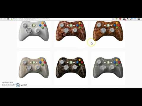 Make Your Own Xbox 360, Xbox One, PS4, PS3 Controllers at Rhino Controllers