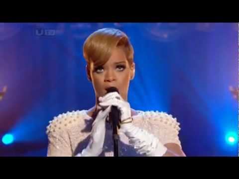 Baixar Rihanna - Russian Roulette (LIVE ON ITV's CHERYL COLE's NIGHT IN) 2009 HQ/HD