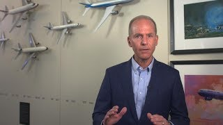 Muilenburg addresses 737 MAX safety in message to public