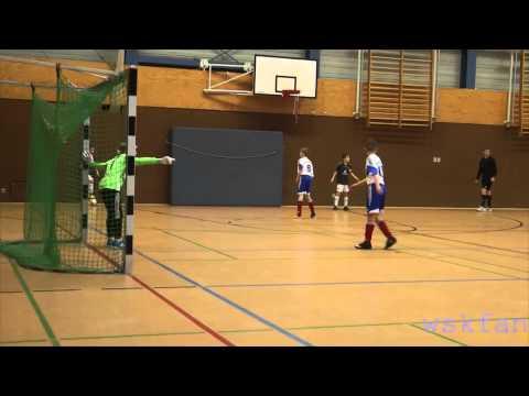 FC St. Pauli - Rahlstedter SC (U12 D-Jugend, Hamburger Hallenmeisterschaft) - Spielszenen | ELBKICK.TV