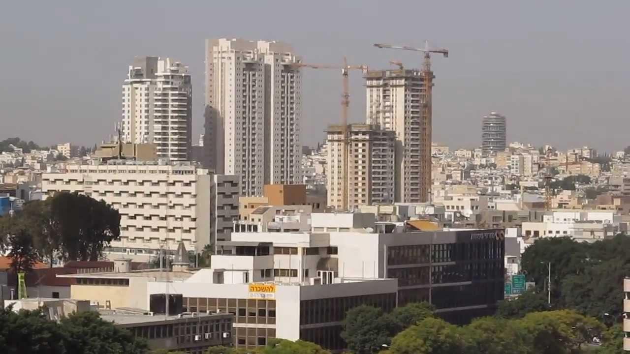 Tel Aviv Hd: View Of Tel-Aviv Israel HD