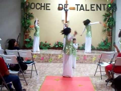 Danza - Este es el Tiempo - Nancy Amancio (Shaddai Adael)