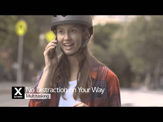 Belsimpel.nl-productvideo voor de LG X Screen White