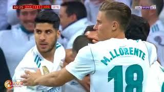 ملخص مباراة ريال مدريد و ليجانيس 1-2 نصف نهائي كأس ملك إسبانيا ...