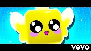 ROBLOX BUBBLEGUM SIMULATOR!! (ROBLOX MUSIC VIDEO) *RAREST  PETS* (GIVEAWAY)