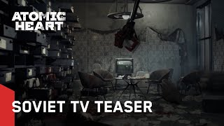 Atomic Heart - Soviet Television at Facility 3826