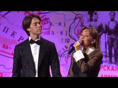 Татьяна Буланова и Марк Тишман-Офицерские жены -2014 (HD)