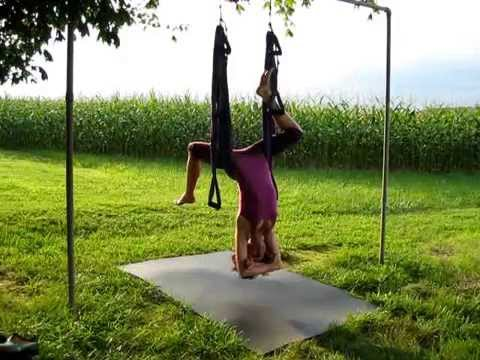 yoga swing vinyasa sequence all levels instruction  youtube