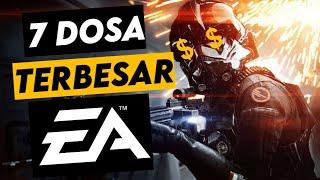 7 Dosa Besar Electronic Arts sebagai Game Developer