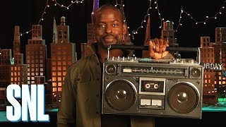 Host Sterling K. Brown Really Loves SNL