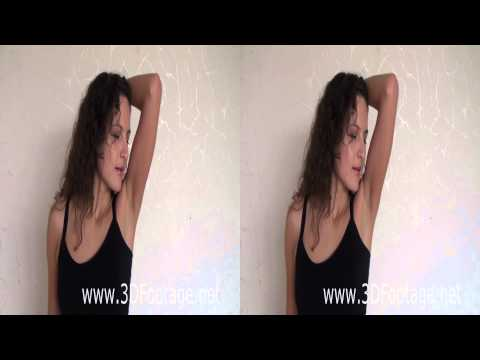 YT3D Video Young Russian Model Vika - Moscow Russian Model Casting