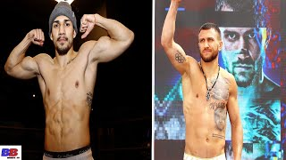 VASILY LOMACHENKO VS TEOFIMO LOPEZ WEIGH IN THOUGHTS AND WHO WINS ! ANDRADE VS DUSTY ??