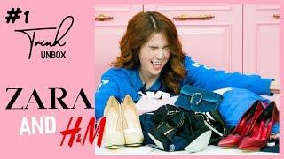Ngọc Trinh - Unbox 01 | Đập Hộp H&M, Zara và Những Món Đồ Thời Trang Dành Cho Quý Cô