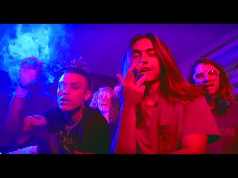 Landon Cube - beachtown (Official Music Video)