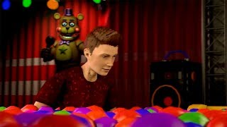 [SFM FNAF] The Ball PIT - Five Nights at Freddy's Animation