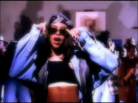 Aaliyah - Back and Forth - YouTube