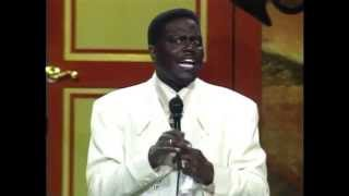 "Bernie Mac Original ""Milk & Cookies"""
