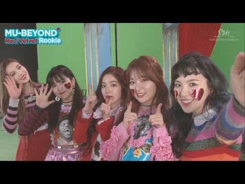 [MU-BEYOND] Red Velvet 레드벨벳 'Rookie' 1st