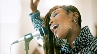 Brandy - Baby Mama (feat. Chance The Rapper) [The Talk Performance From Home]