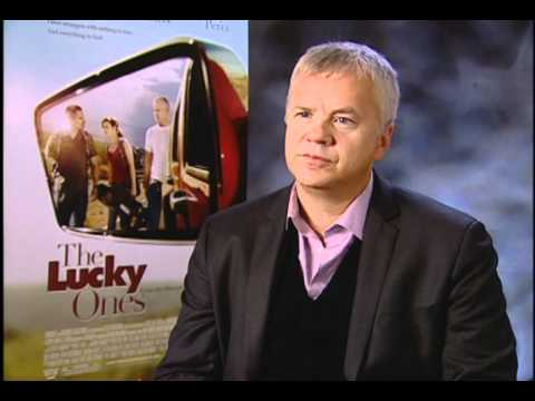 The Lucky Ones - Exclusive: Tim Robbins Interview
