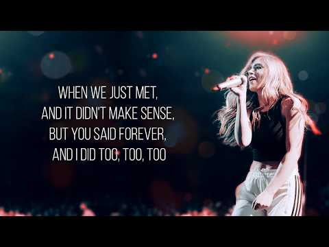 Almost Forgot - Against the Current (Lyrics)