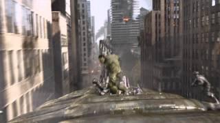 Marvel's The Avengers Blu-ray Clip 5