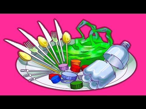 Probablemente estás ingiriendo plástico sin saberlo