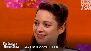 "Marion Cotillard Does ""Non, Je Ne Regrette Rien"" - The Graham Norton Show"