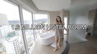 $1,654,000.00 VIETNAM LUXURY HOTEL ROOM TOUR