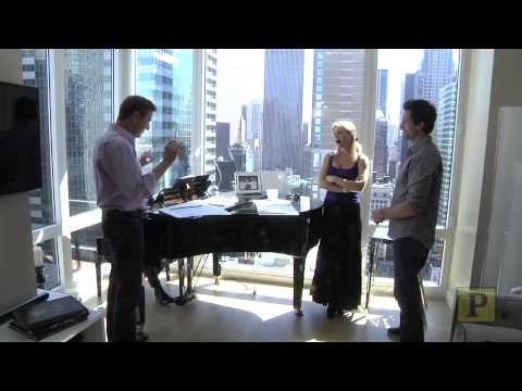 EXCLUSIVE: Kelli O'Hara and Aaron Lazar Sing the Music of ...