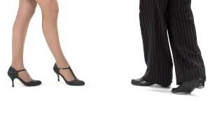 Cumbia - Nivel 1 Paso Básico pareja (7/8) - Academia de Baile