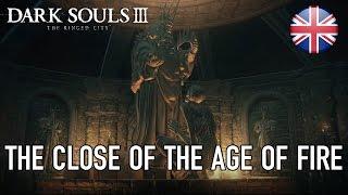 Dark Souls III - The Ringed City Megjelenés Trailer