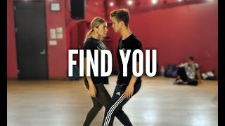 NICK JONAS - Find You | Kyle Hanagami Choreography