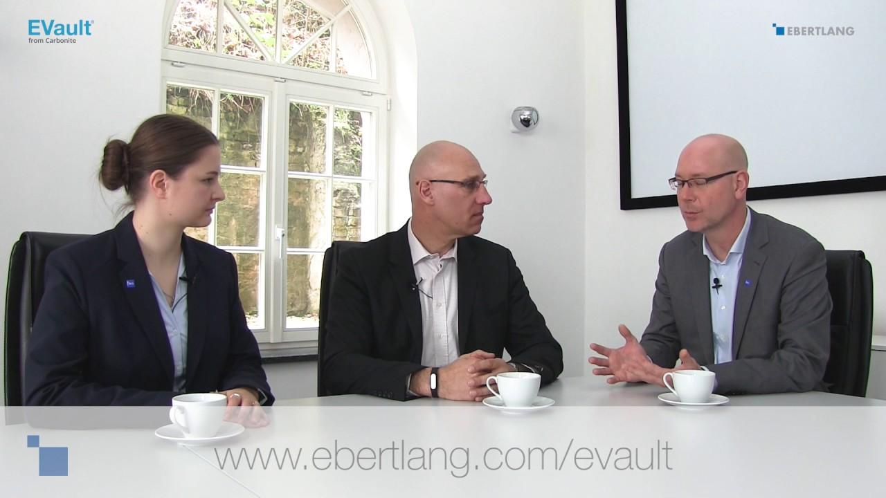EL-Infotalk: EVault - Marktführer für Breach Prevention