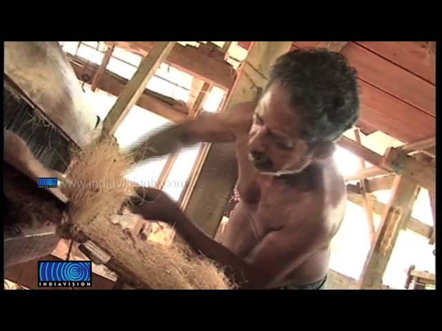 Coir Industry at Alappuzha in Crisis