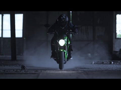 Kawasaki Z125: Official Video