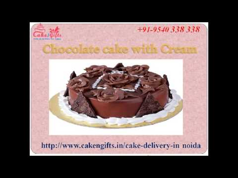 Online cake delivery services in noida via CakenGifts.in