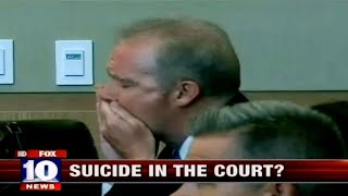 4 Insane Courtroom Moments (Freak Outs) After Sentencing