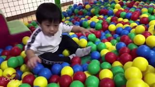 Indoor Playground fun for kids and family | Kizventrue | Peace Begins EP.1