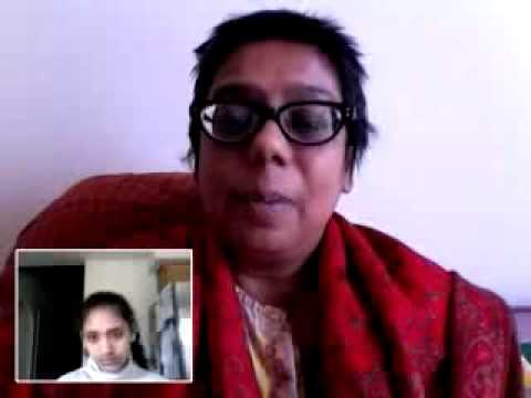 Sindhu Ravuri interviews Ruchira Gupta, an Emmy Award winner for her documentary