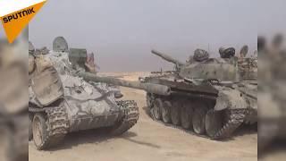 مزيد من أسلحة quotداعشquot الفتاكة باتت بقبضة الجيش السوري     -